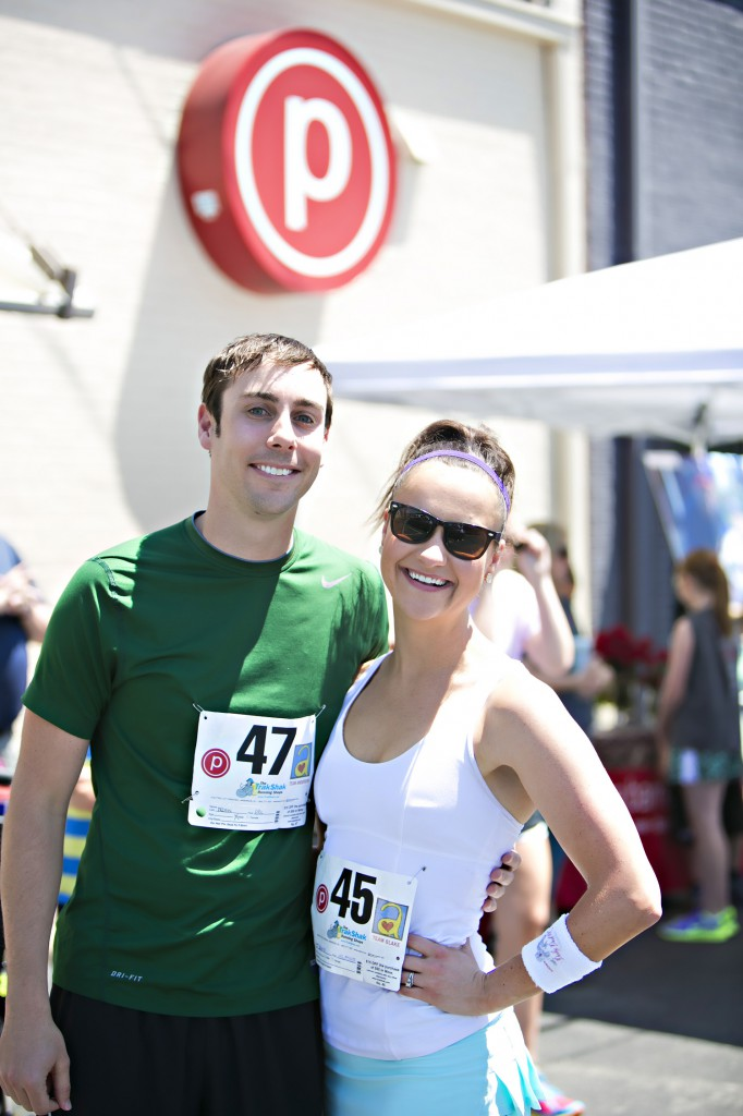 Eric and Heather Derby Dash 5k