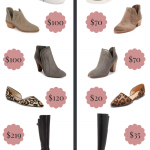 The Best Shoe Dupes for Fall