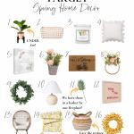 Target Favorites: Cute Spring Home Decor
