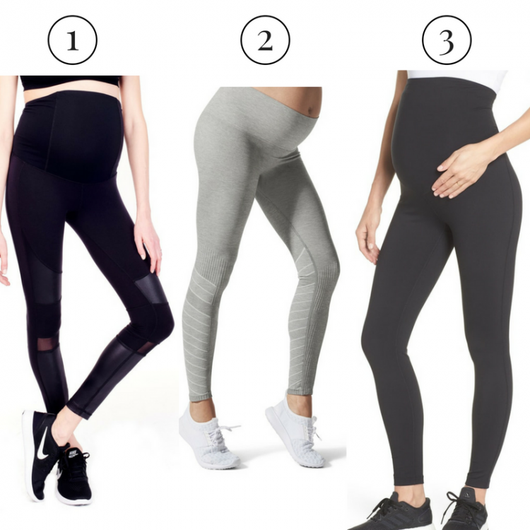 Nordstrom Anniversary Sale: Best of Baby & Maternity featured by popular Birmingham style blogger, My Life Well Loved: maternity leggings