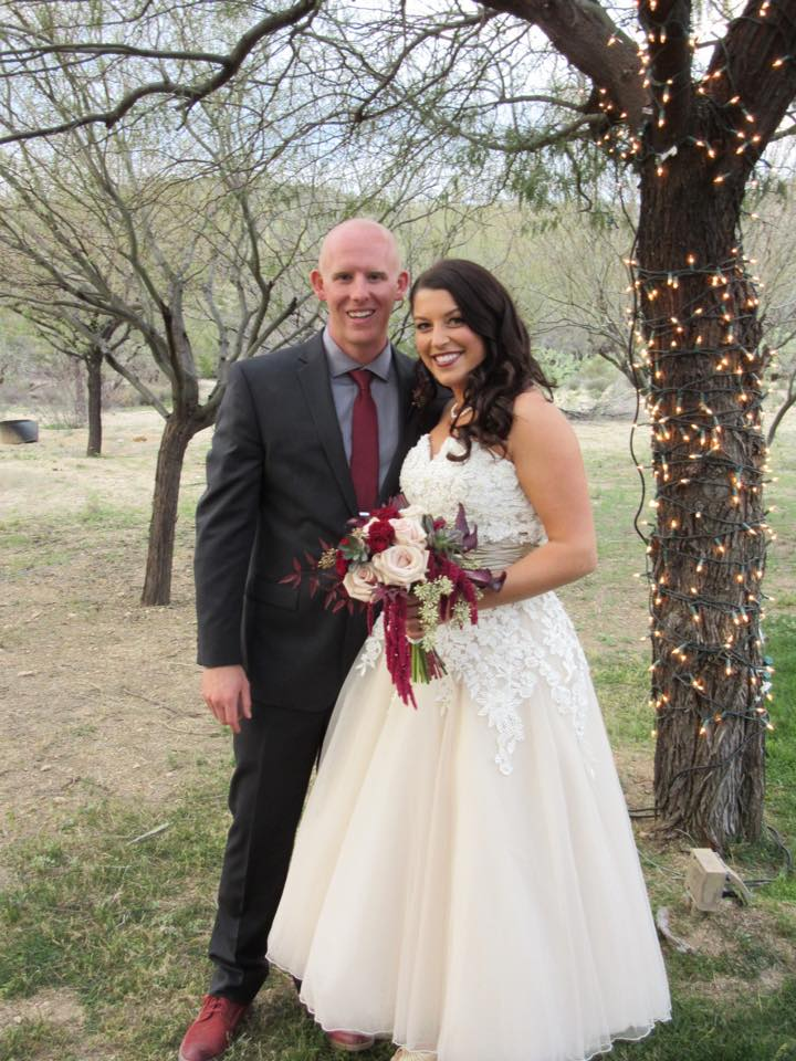 Tucson Arizona Wedding