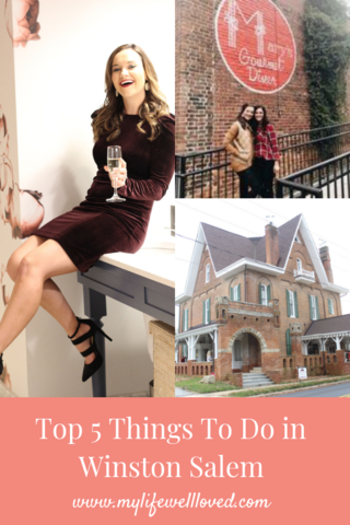 Things to Do in Winston Salem from Alabama blogger Heather of MyLifeWellLoved.com