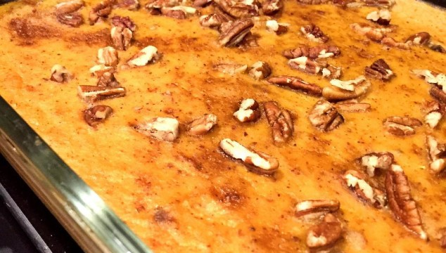 Paleo and Whole 30 Pumpkin Custard: No Grains, No Added Sugar Meal Plan for the Week