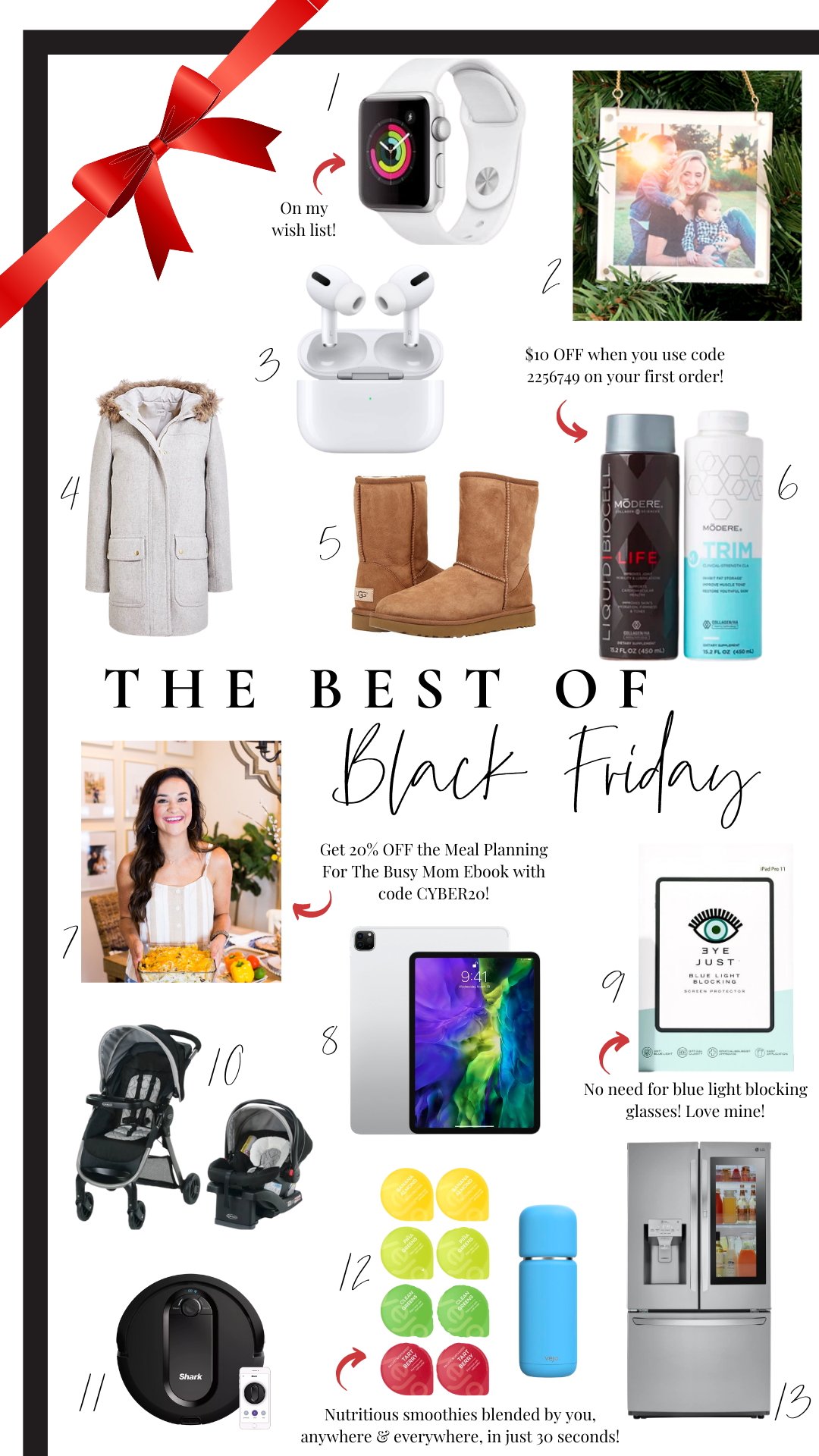 Holiday Sales: Top 13 Best Deals To Shop This Christmas by Alabama Life + Sale blogger, Heather Brown // My Life Well Loved