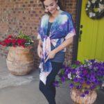 Fit Chic: Kimono Athleisure Wear