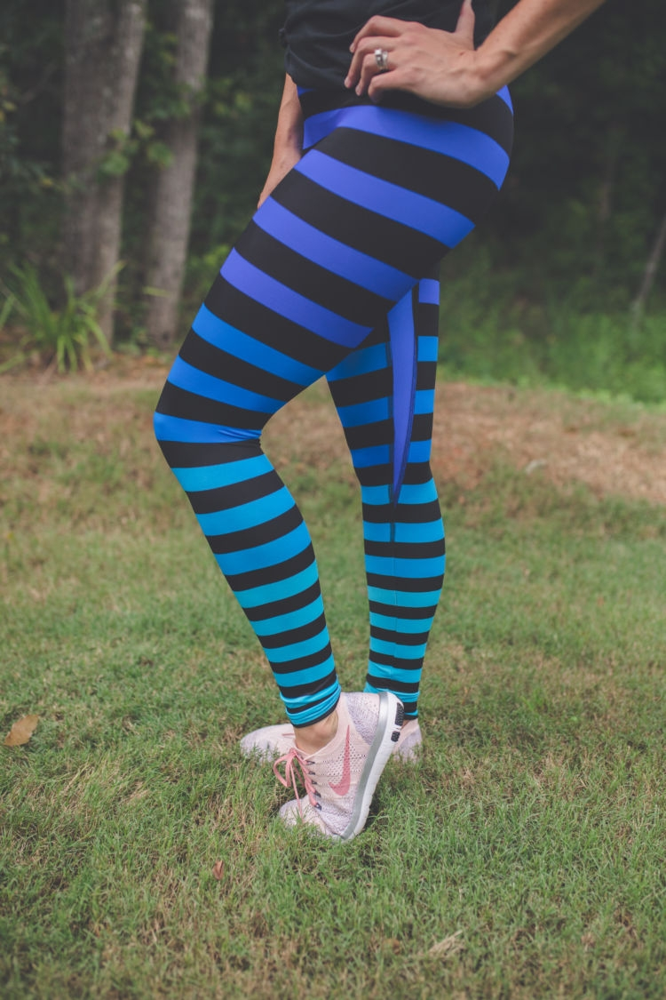 Favorite Athleisure from healthy lifestyle blogger in Alabama Heather of MyLifeWellLoved.com // K. Deer Leggings