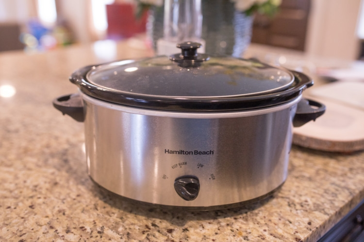 Favorite Kitchen Gadgets including slow cooker from Heather Brown of MyLifeWellLoved.com