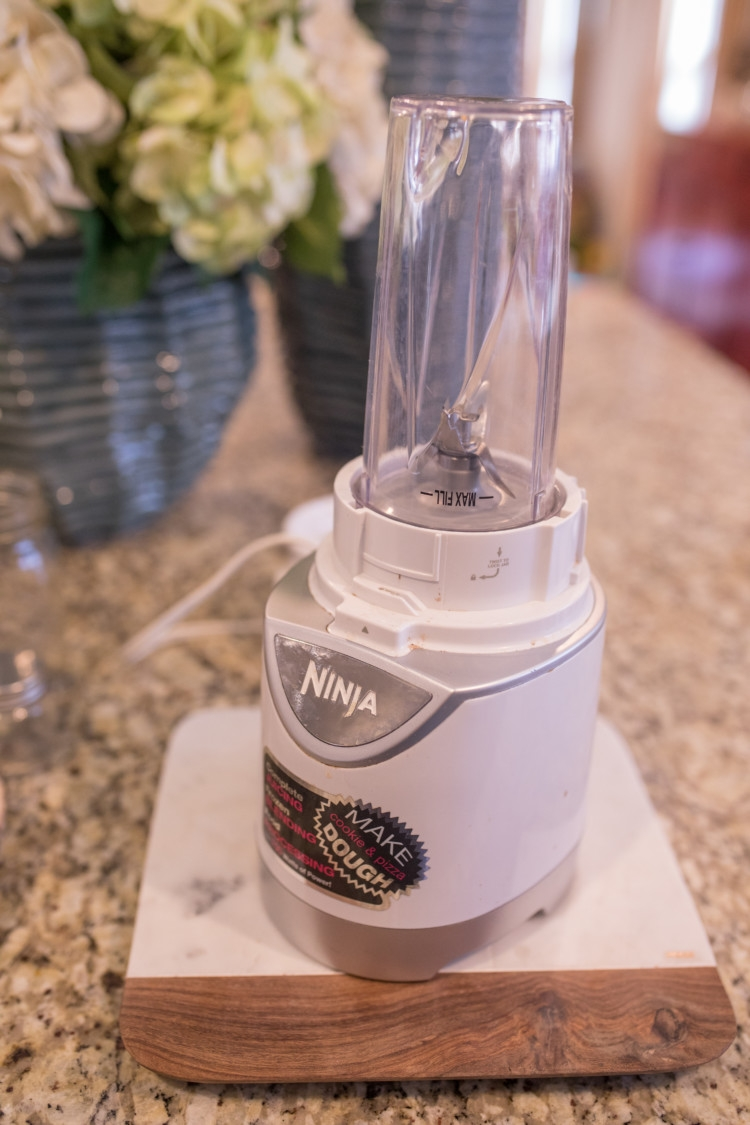 Favorite Kitchen Gadgets from Heather Brown of MyLifeWellLoved.com // Ninja Blender