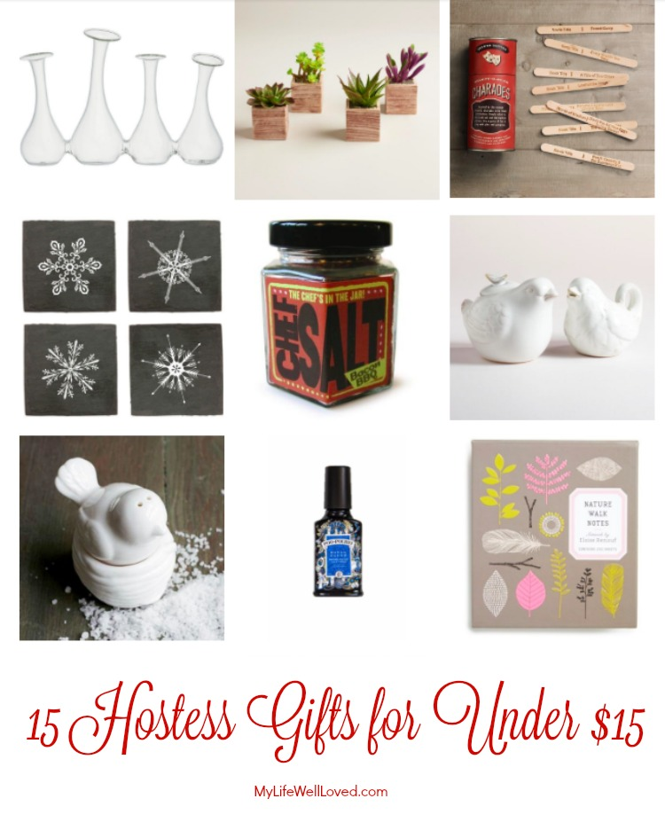 15 Hostess Gifts for Under $15