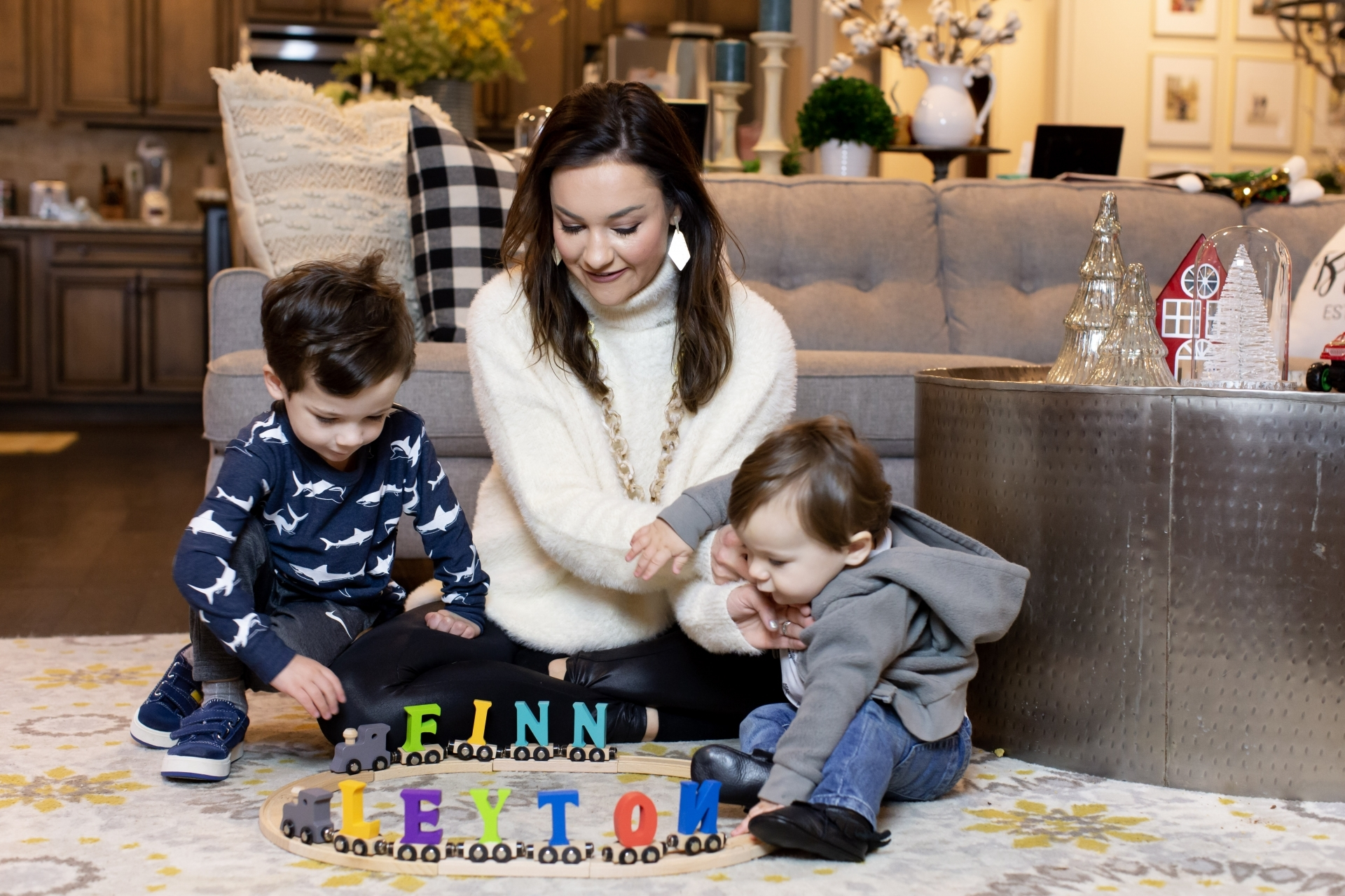Our Fun and Easy Christmas Traditions by Alabama Life + Style Blogger, Heather Brown // My Life Well Loved #christmas #traditions #family