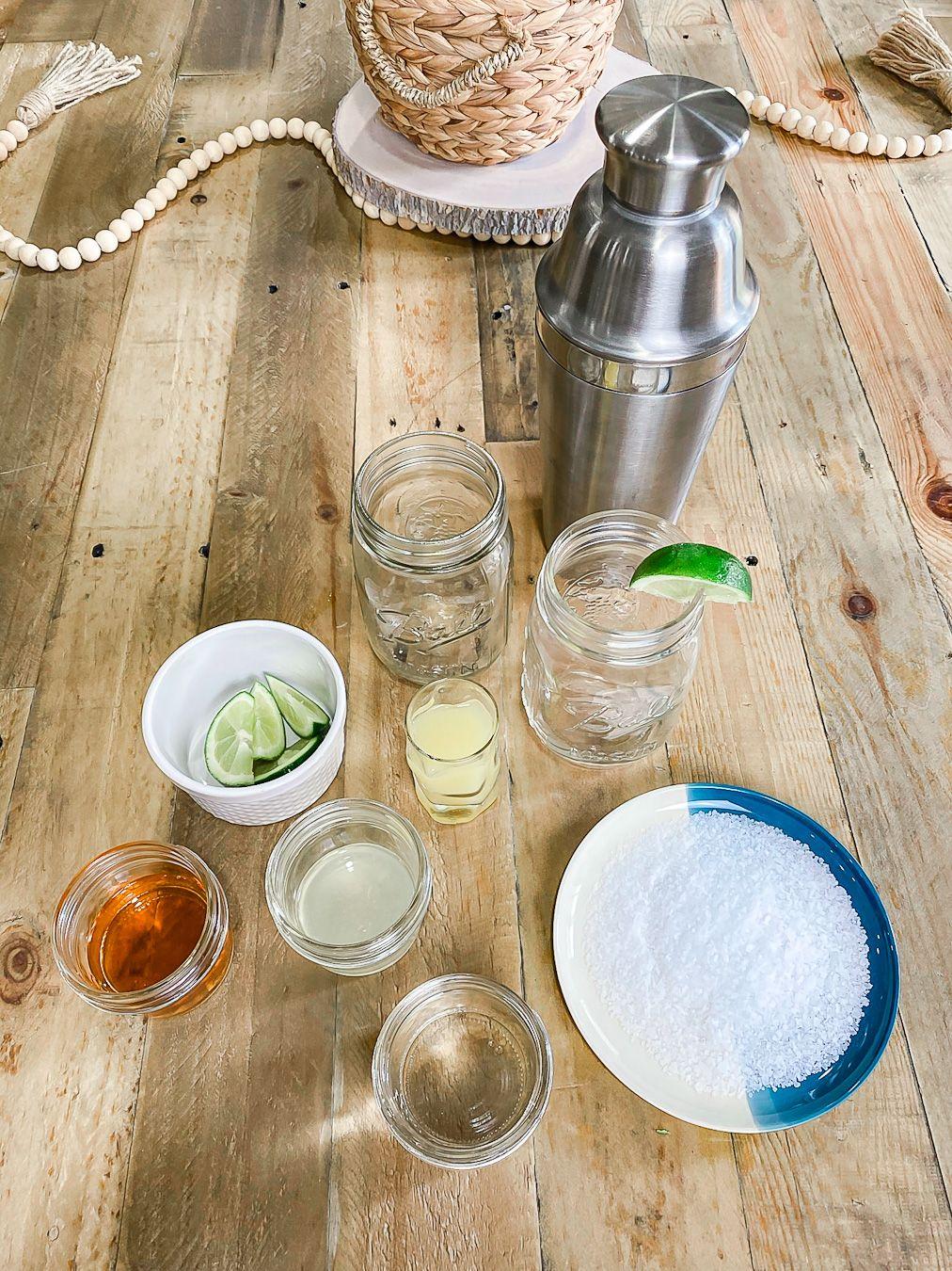 summer margarita recipe