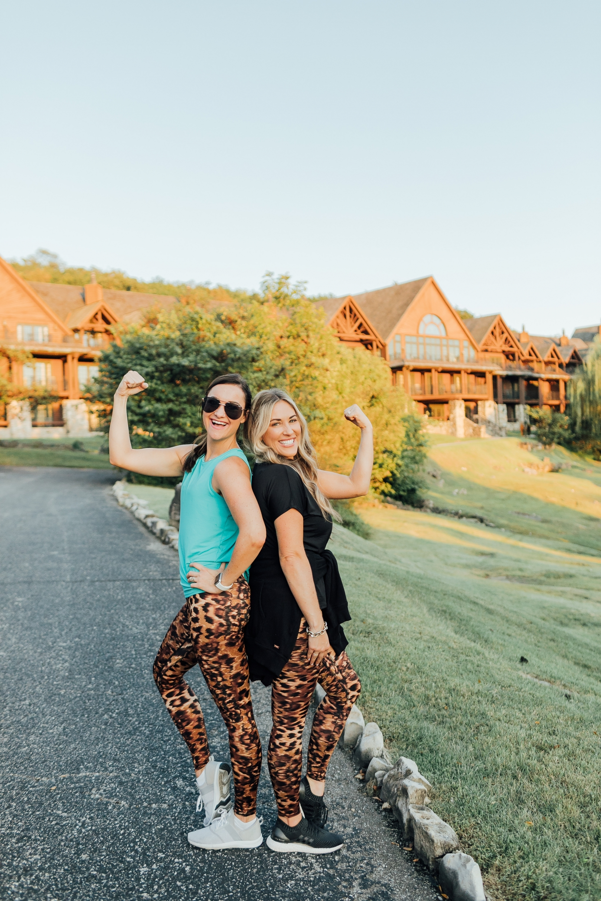 Holiday Workout: Holiday Honey Hustle Challenge Week 1 by Life + Style Blogger, Heather Brown // My Life Well Loved
