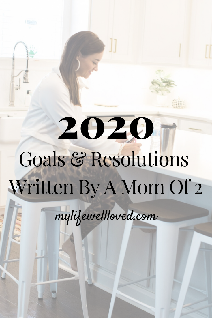 New Year's Resolutions for Moms by Alabama Life + Style Blogger, Heather Brown // My Life Well Loved