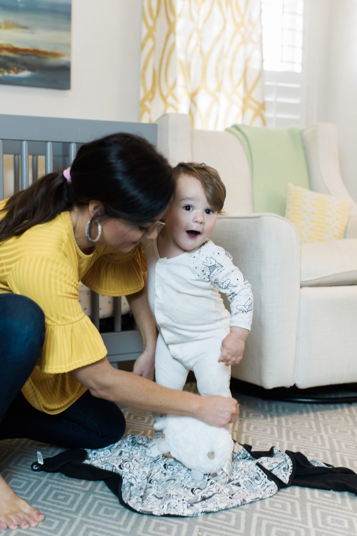 Baby Finn's 18 Month Old Milestones by Alabama Life + Style Blogger, Heather Brown // My Life Well Loved