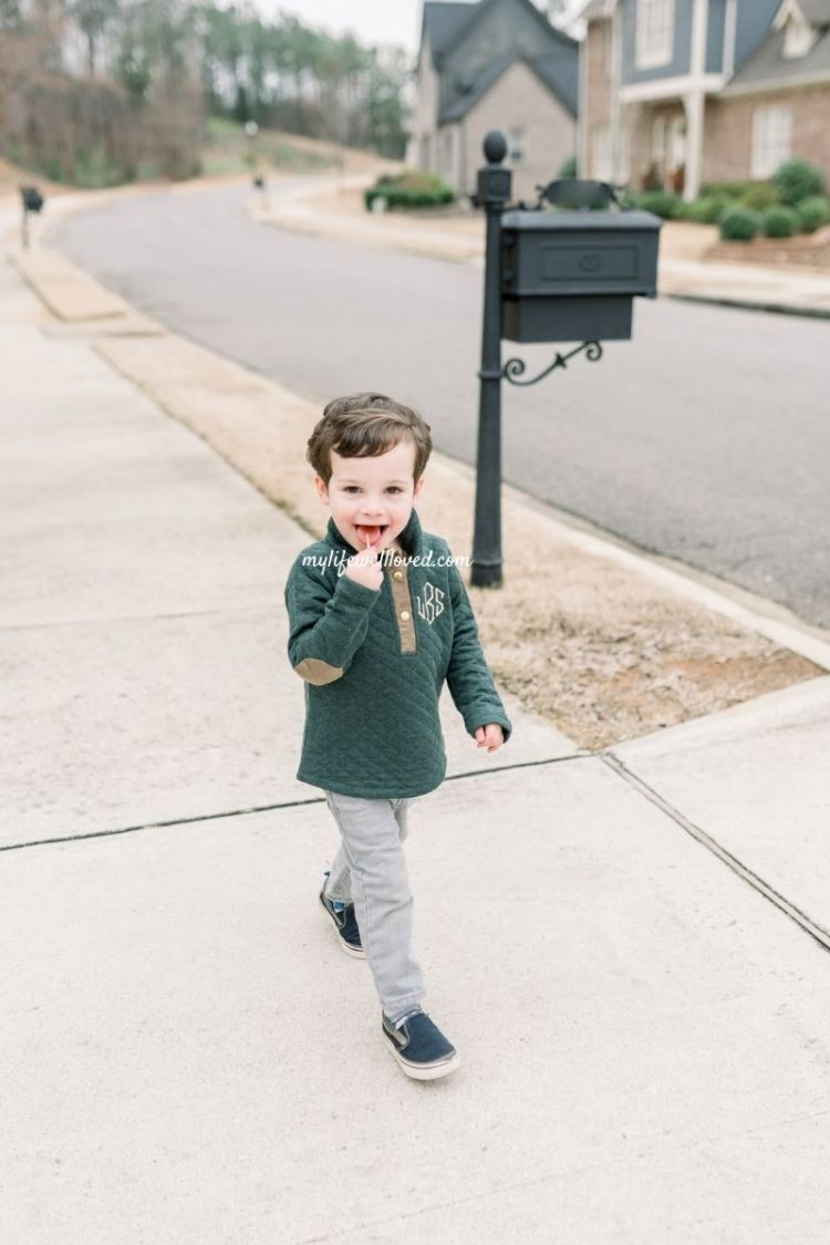 A Letter to My 4 Year Old Son by Life + Style blogger, Heather Brown // My Life Well Loved