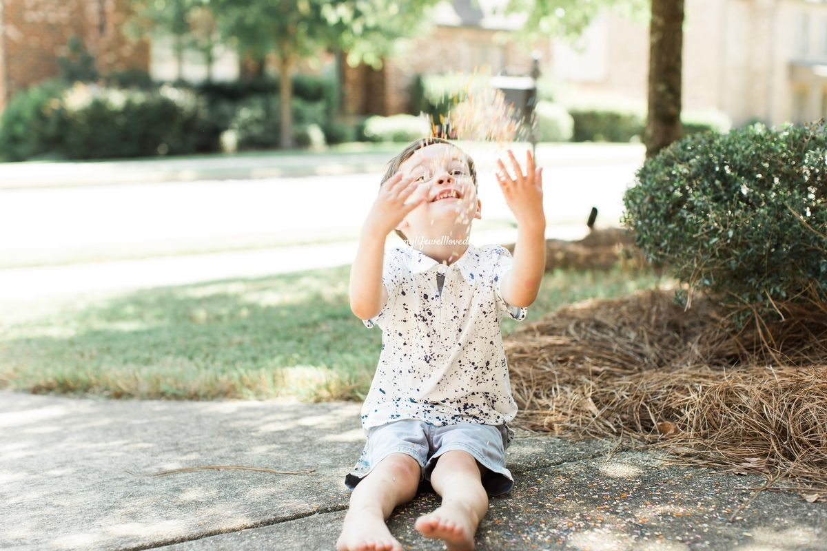 The Best Advice & Encouragement to Overcome Mom Guilt and Embrace It by Life + Style Blogger, Heather Brown // My Life Well Loved