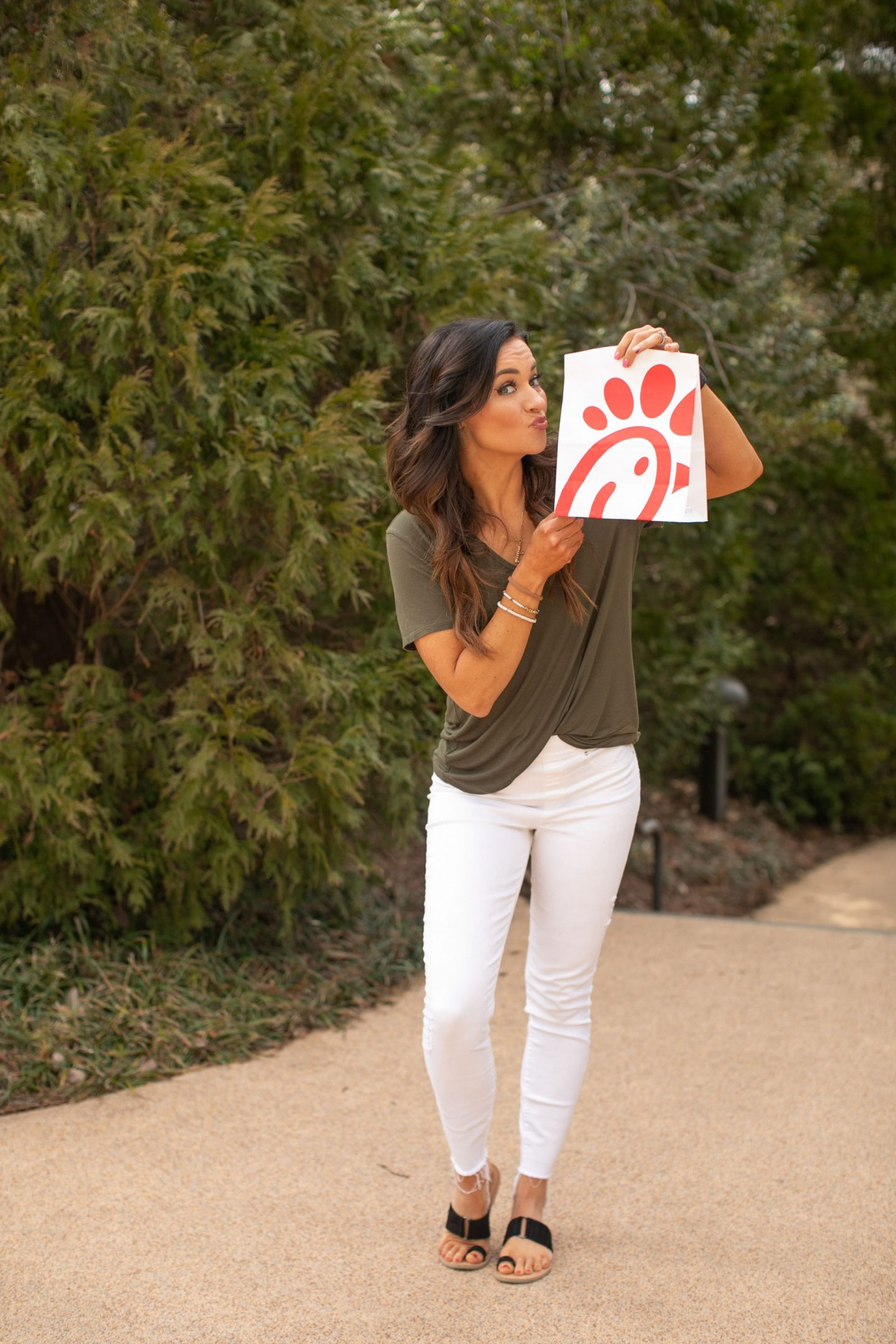 Healthy Chick-Fil-A Meals For The Mom On The Go by Alabama Family + Healthy Living blogger, Heather Brown // My Life Well Loved