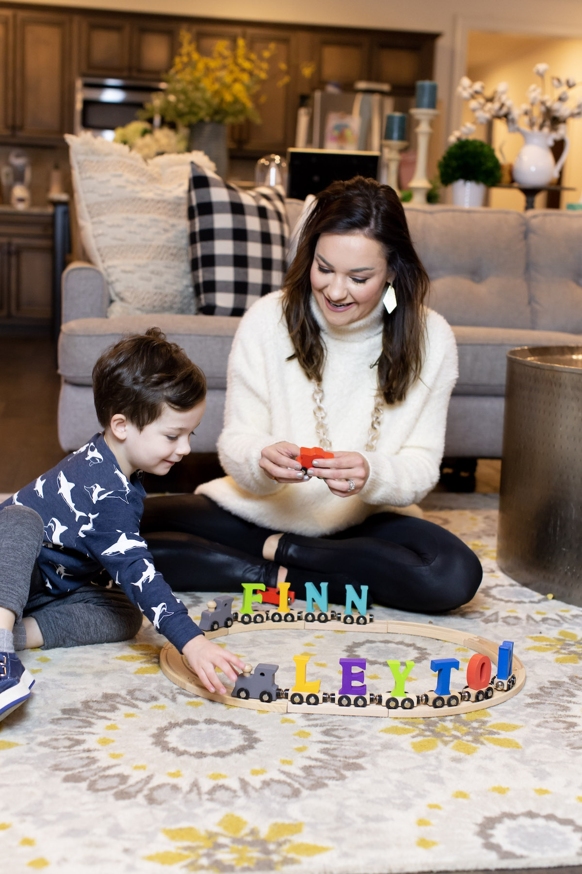 Our Fun and Easy Family Christmas Traditions by Alabama Life + Style blogger, Heather Brown // My Life Well Loved #christmas #traditions #family