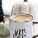 Quick & Easy Paleo Coffee Recipe: Cinnamon Vanilla Latte