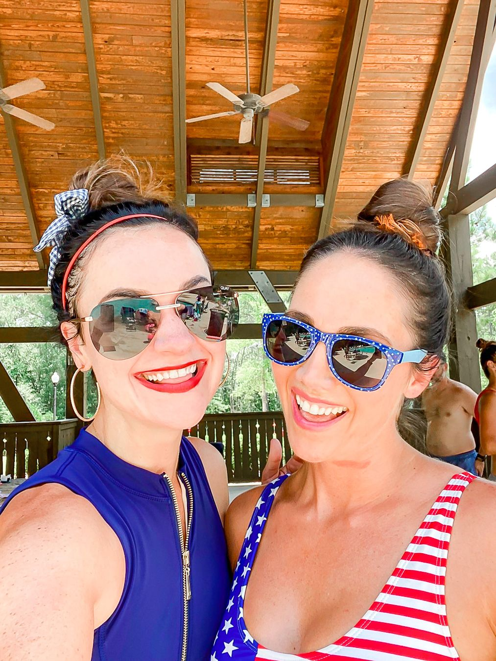 patriotic outfits for moms