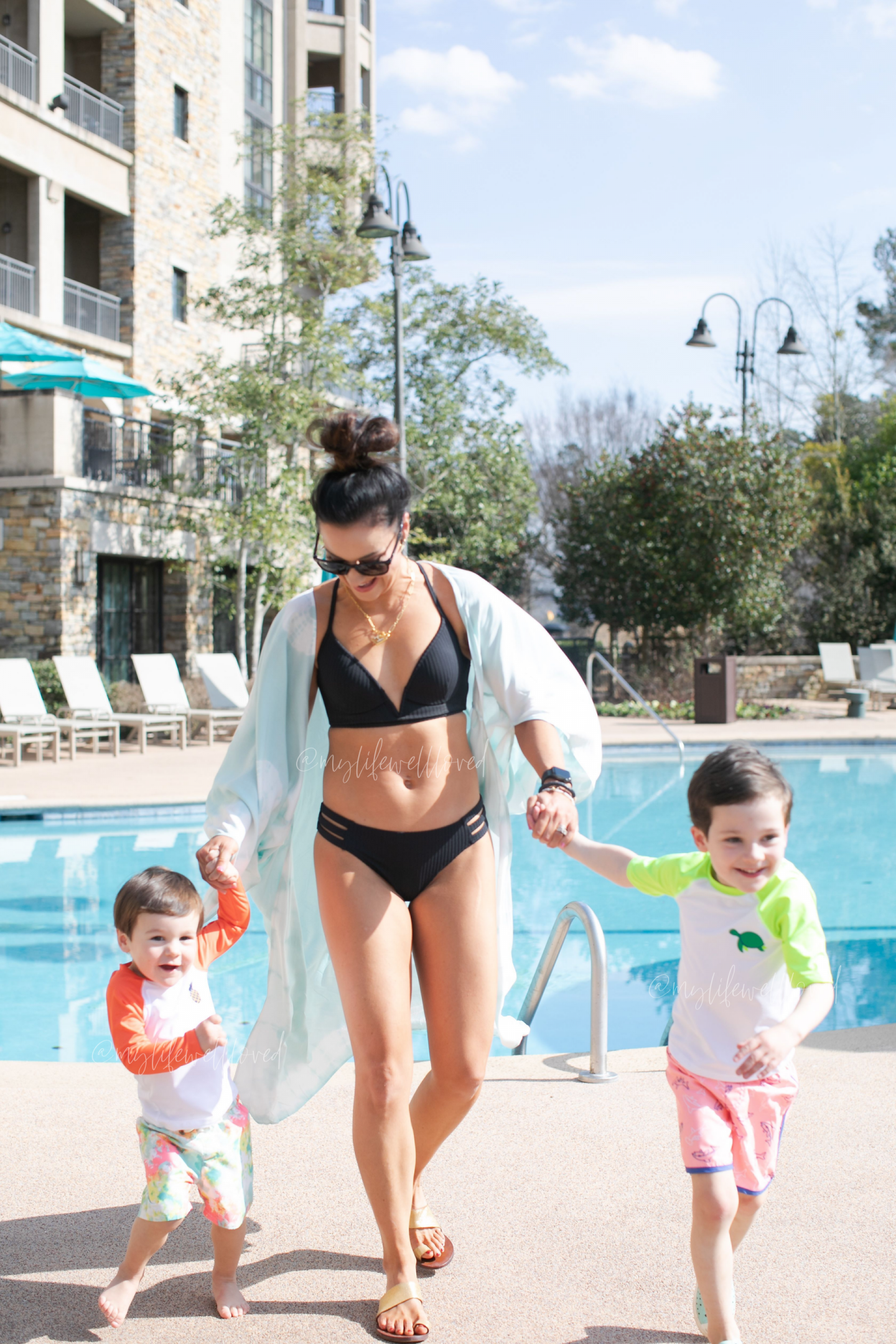 Littles Swim In Style: The Best Target Kids Swimwear by Alabama Family + Style blogger, Heather Brown // My Life Well Loved