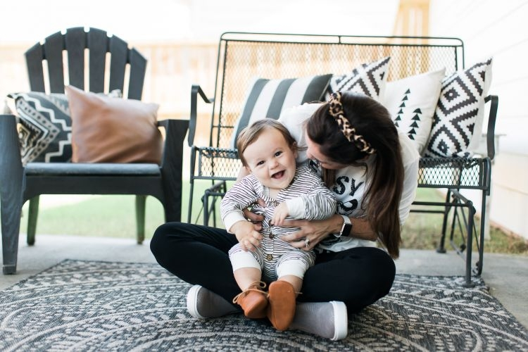 Mom Talk: How To Wean A 1 Year Old Baby From Breastfeeding by Life + Style Blogger, Heather Brown // My Life Well Loved