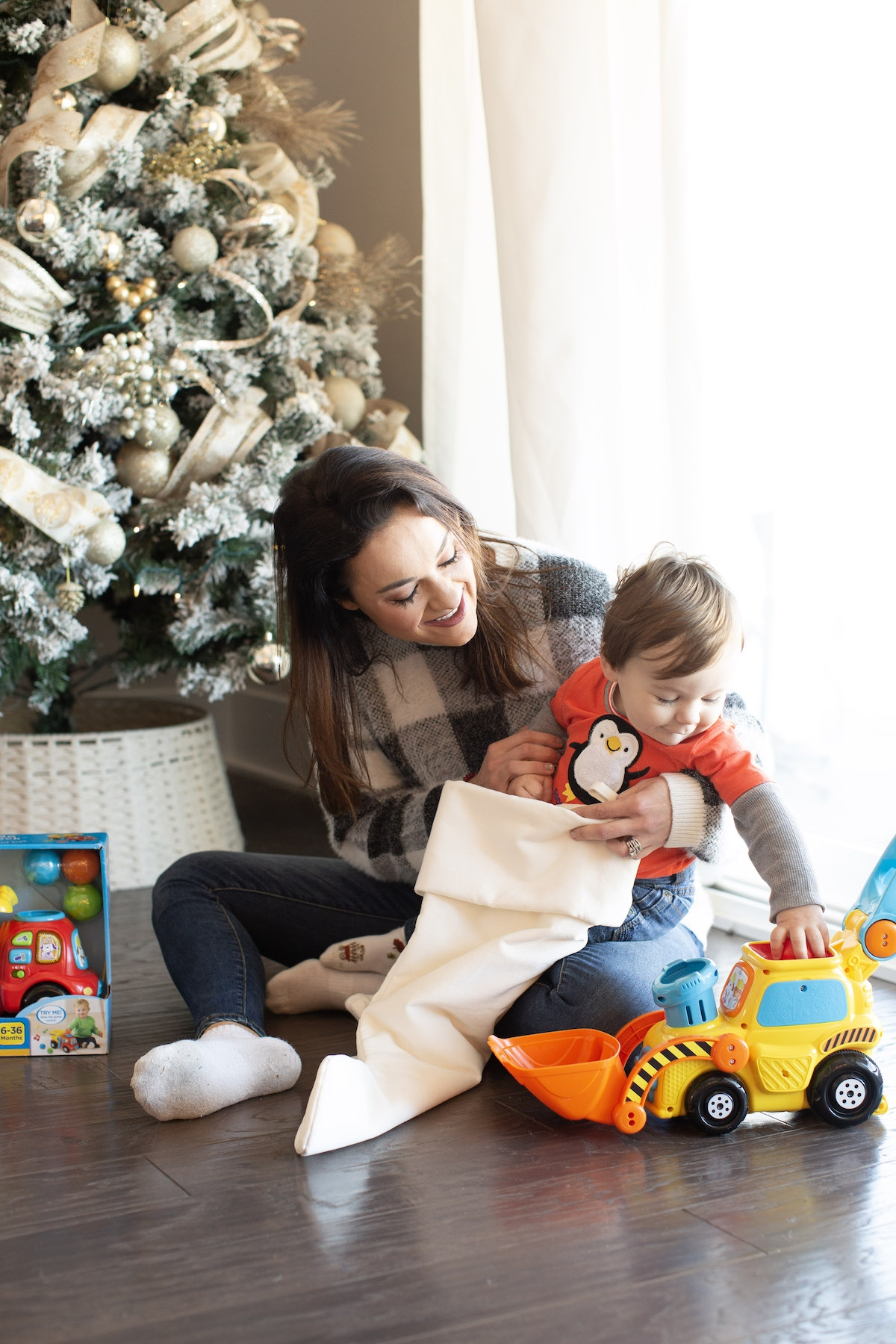 Holiday Gift Guide: Top 10 Walmart Educational Toys For Babies by Life + Style blogger, Heather Brown // My Life Well Loved