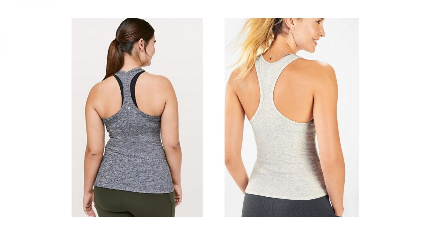Lululemon Dupes by Alabama Life + Style blogger, Heather Brown // My Life Well Loved