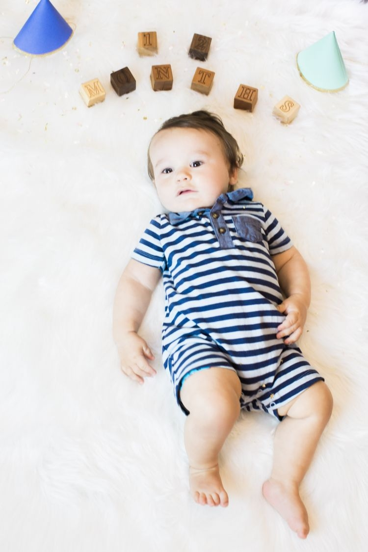 Finn's 12 Month Update by Life + Style Blogger, Heather Brown // My Life Well Loved