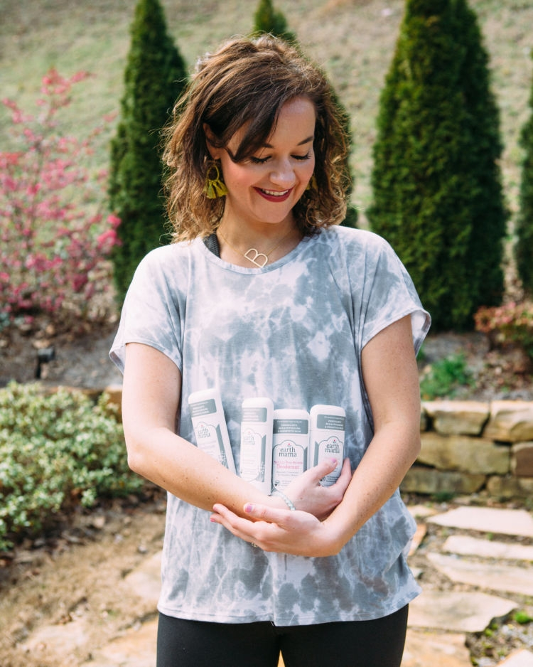 Best Natural Deodorant and how to detoxify your arm pits from Alabama health blogger Heather of MyLifeWellLoved.com // natural deodorant #health #healthy