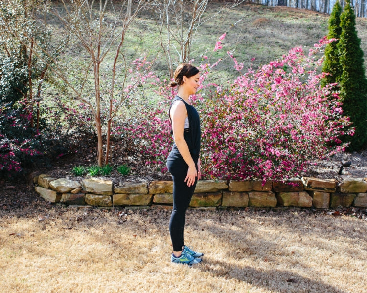 Burpees - Arms Challenge from alabama healthy lifestyle blogger Heather of mylifewellloved.com