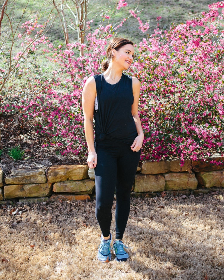 Plank Challenge Pregnancy Modifications from Fitness Alabama blogger Heather of mylifewellloved.com // Pregnancy Plank Modifications by popular Alabama fitness blogger and expecting mom My Life Well Loved