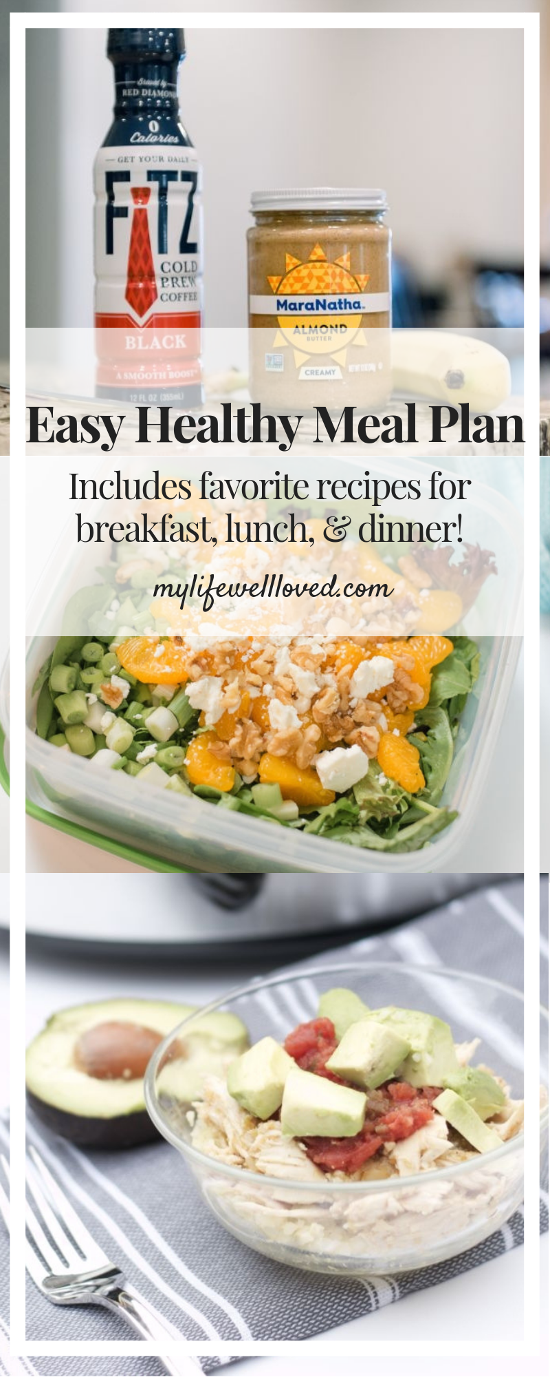 Sharing a sample healthy meal plan for you and your family meal plans! // #mealplan #healthy #fitness #squats #quickmeals