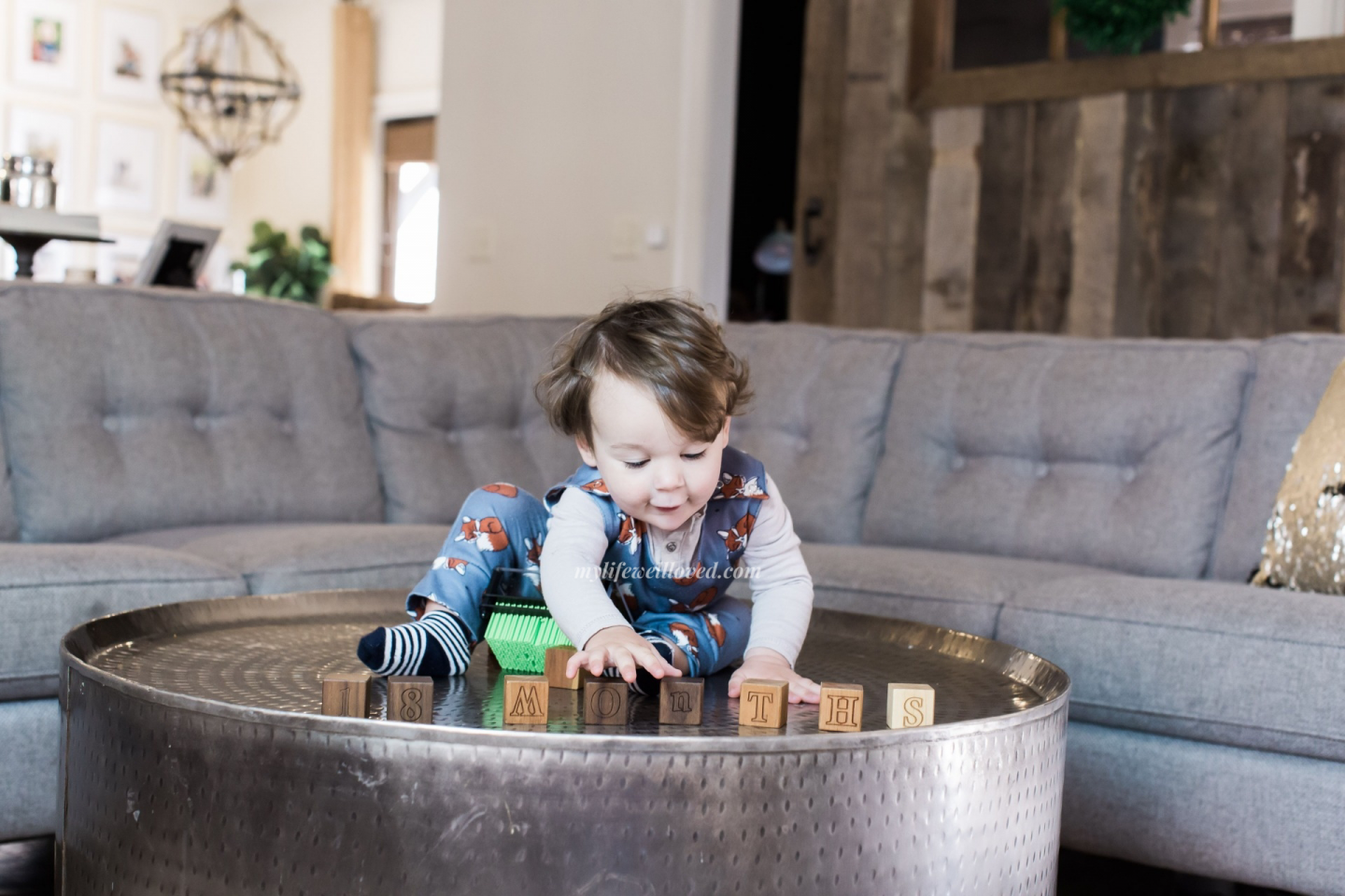 18 Month Old Milestones: A Letter To Baby Finn by Alabama Life + Style Blogger, Heather Brown // My Life Well Loved