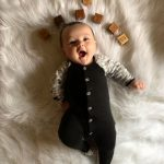 Baby Milestones by Month: Baby Finn is 6 Months Old!