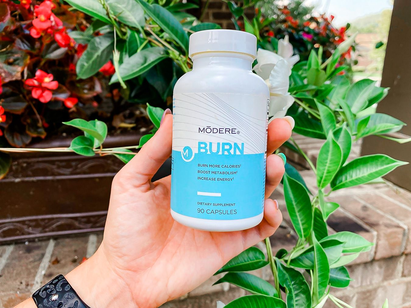 modere burn review