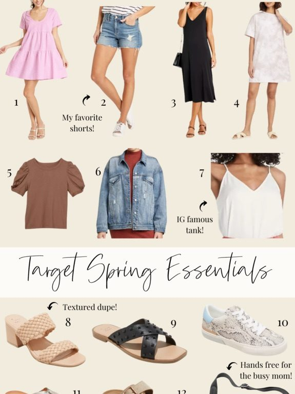 Target essentials for the busy mom