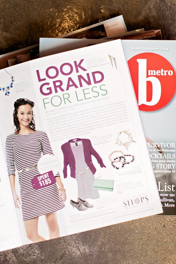 B Metro Magazine-My Life Well Loved