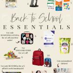 Top 18 Back To School Essentials for Boys & Girls