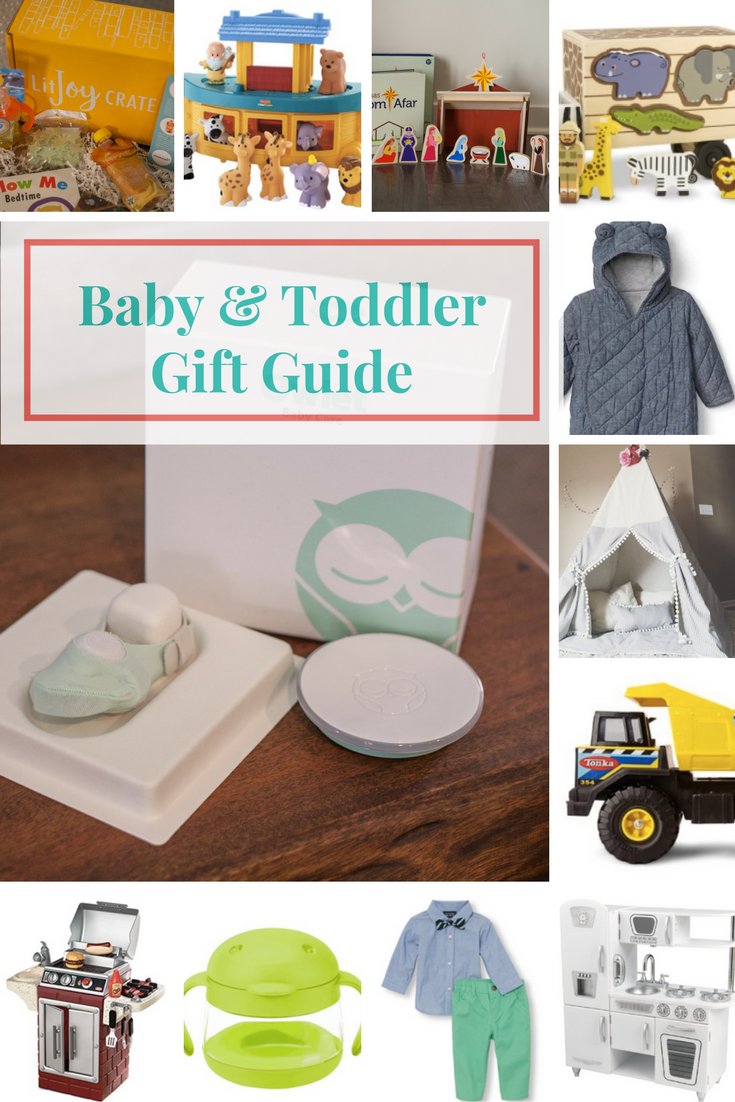 Baby Gift Guide : Christmas baby gift guide