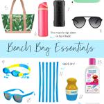 Top 20 Beach Bag Essentials For Your Family