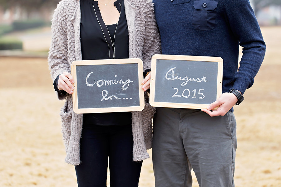 Baby Announcement Ideas