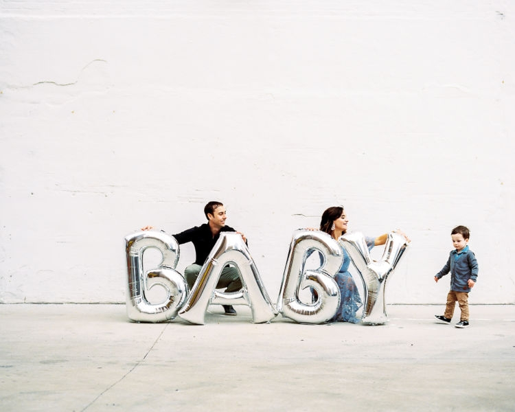 Pregnancy Announcement Ideas from Alabama blogger Heather of MyLifeWellLoved.com // #Pregnancy #Prenatal