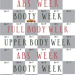 Holiday Honey Hustle Challenge: Ultimate Abs Workout Video