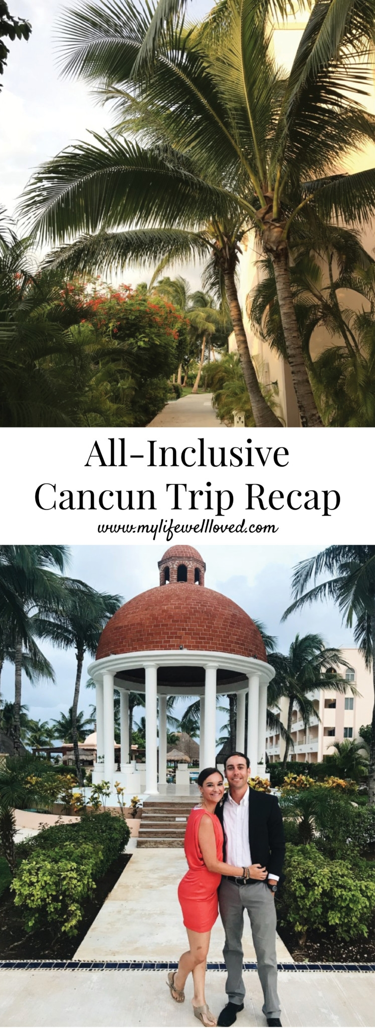 All-Inclusive Cancun Trip REcap by Alabama Blogger Heather Brown // travel // marriage // beach