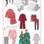 Family Christmas Pajamas From Amazon & Other Favorite Retailers