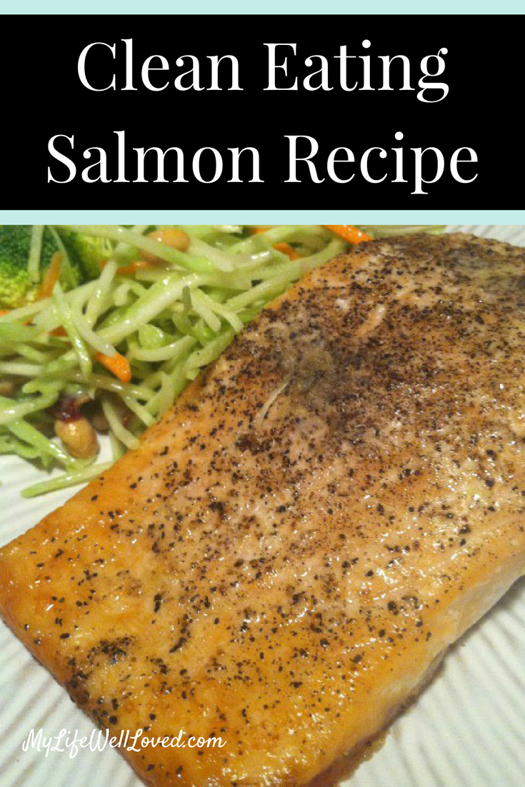 Simplest Way to Make Salmon