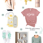 50+ Christmas Gift Ideas For New Moms To Help You Feel Like Yourself!
