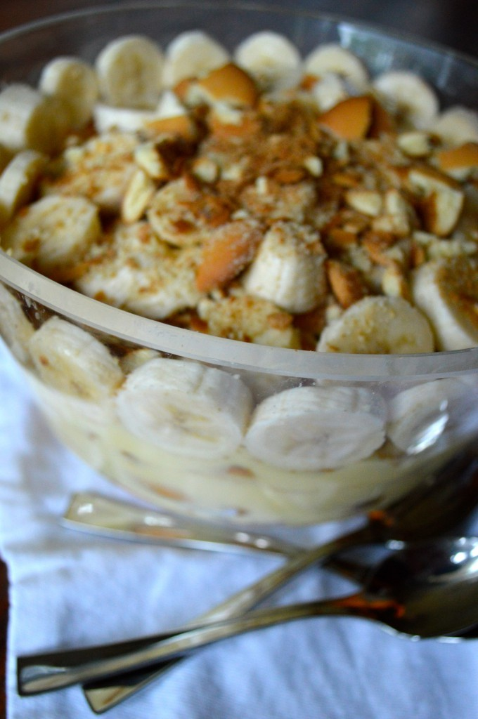Dreamland BBQ Southern Banana Pudding (Copycat) by AL blogger My Life Well Loved