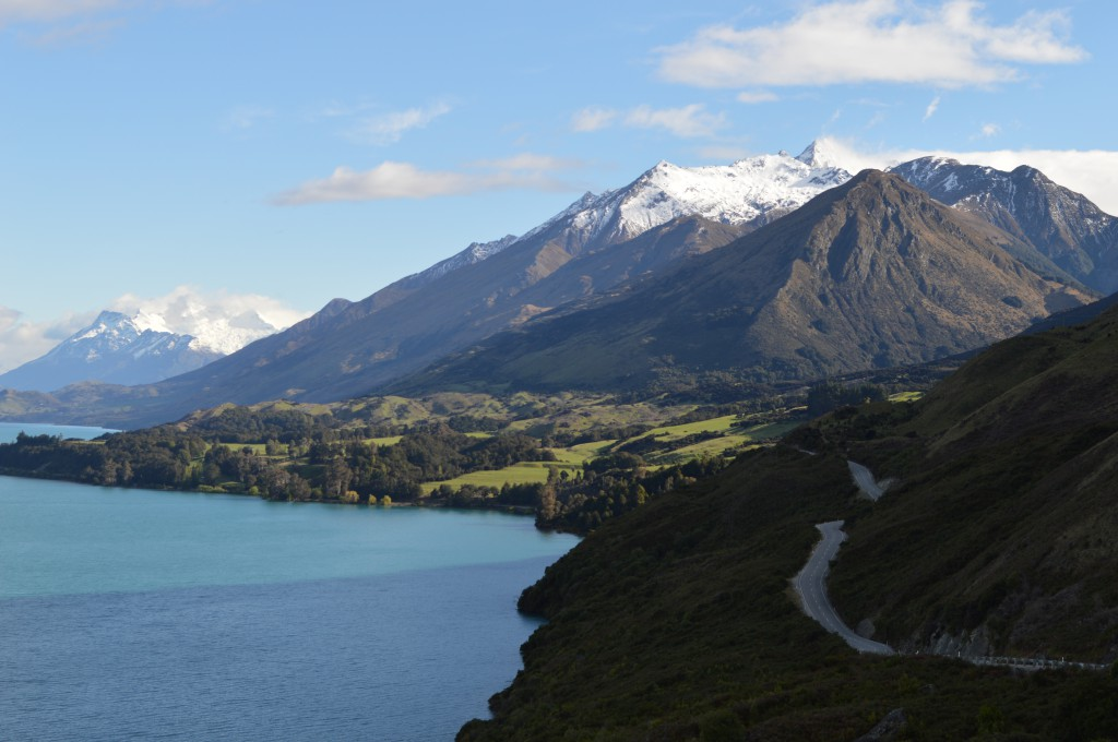 NZ Lake Wakatipu